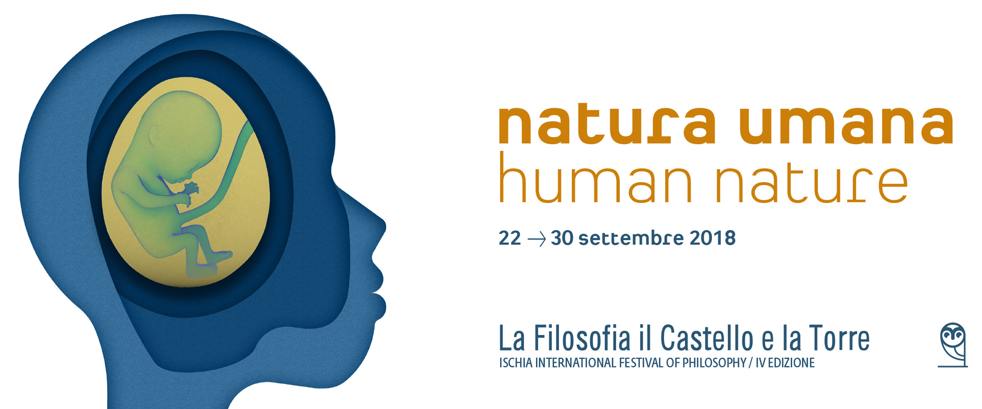 Ischia International Festival of Philosophy 2018